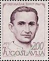 Josip Mažar Šoša 1973 Yugoslavia stamp.jpg