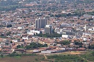 Juazeiro do Norte - Image: Juazeiro do Norte, Ceará, Brasil