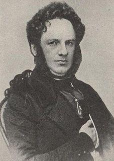 Moritz Christian Julius Thaulow Norwegian professor