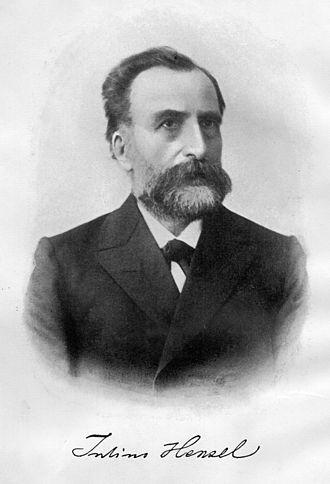 Julius Hensel - Julius Hensel