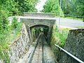Juni 2006, Chemin de fer funiculaire Vevey–Chardonne–Mont Pèlerin 06.JPG