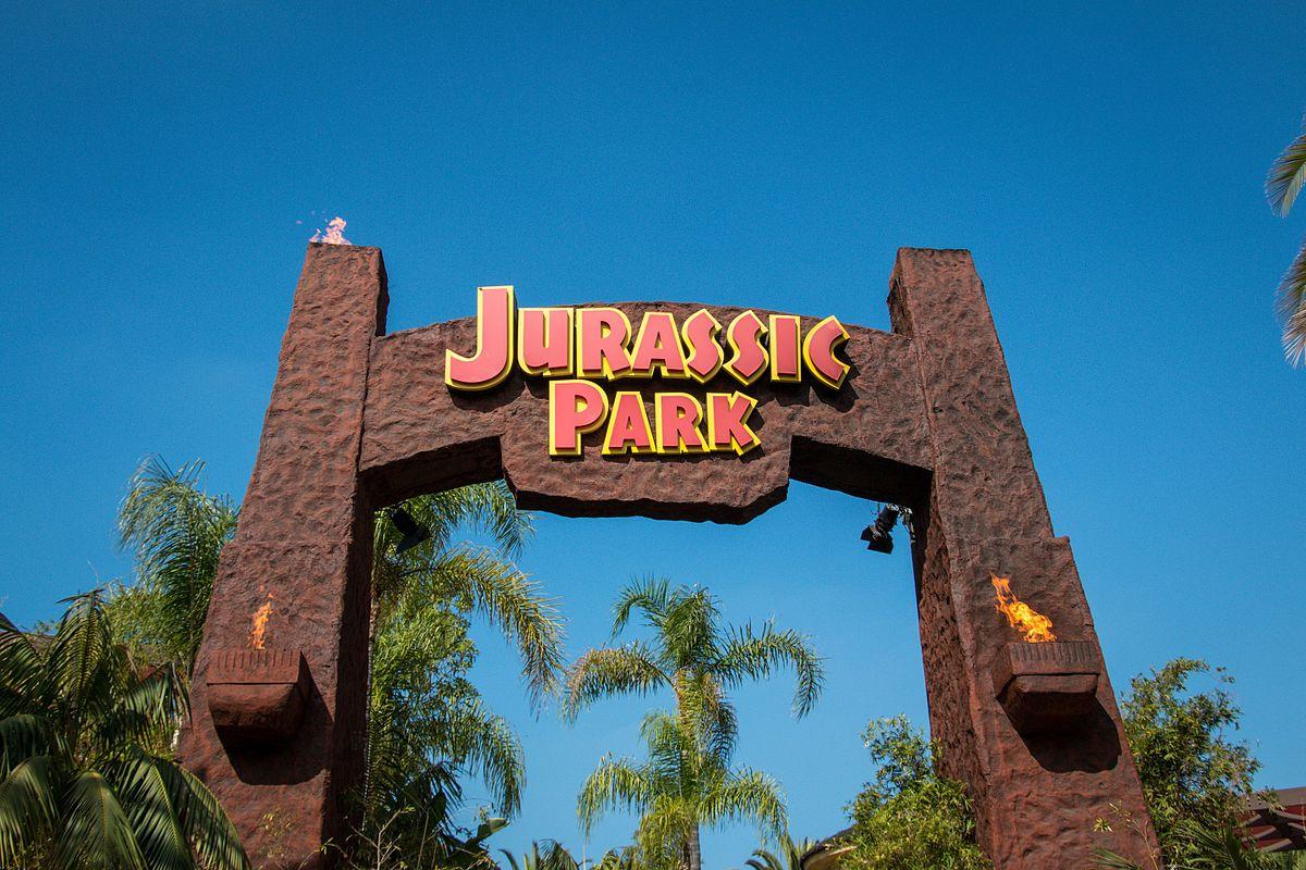 Parque Jurásico (película) - Wikipedia, la enciclopedia libre