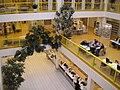 Jyväskylä University Library interior.JPG