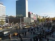 Kızılay Square in Ankara, Turkey