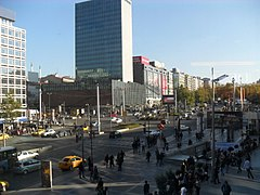 Kizilay Square in Ankara, Turkey.JPG