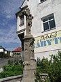 Křížek v Náchodě - Bělovsi - křižovatka ulic Na Koletově a Kladská.jpg