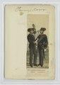 K.k. Landes-Gendarmerie - Officier, Unterofficier (in Parade) (NYPL b14896507-90683).tiff