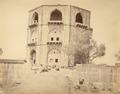 KITLV 100125 - Unknown - Mausoleum Salabat Juneez Khan Ahmadnagar in India - Around 1875.tif