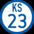KS-23 station number.png