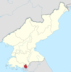 Kaesong Map 2020.png