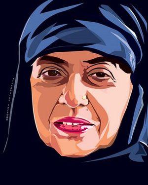 Kerala Sahitya Akademi Award for Story - Image: Kamala das