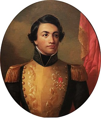 Kamehameha III - Kamehameha III at the age of 18