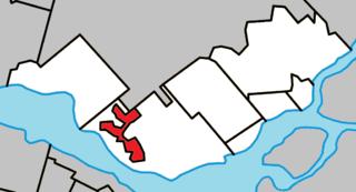 Kanesatake Mohawk Territory in Quebec, Canada