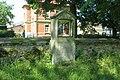 Kaplička Křížové cesty-XII u kostela ve Starých Křečanech (Q104983554).jpg