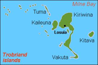 Kiriwina - The Trobriand Islands