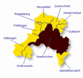 Karte Stadtverband Saarbruecken Saarbruecken.png