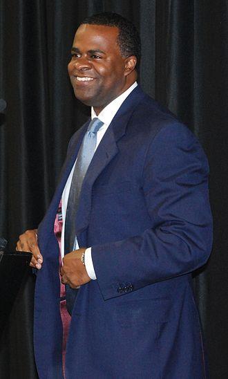 Kasim Reed - Kasim Reed in 2009