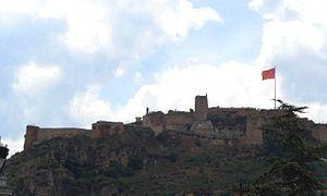 Kastamonu Castle - Image: Kastamonu Castle, Turkey