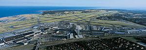 KastrupAirport Panorama