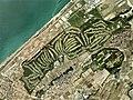 Katayamazu Golf Club Hakusan and Kaga and Nihonkai Course, Kaga Ishikawa Aerial photograph.2008.jpg