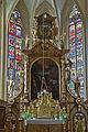 Kath Pfarrkirche hl Stephanus in Weiten - Hochaltar.jpg