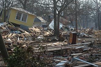 Biloxi, Mississippi - Image: Katrina 14588
