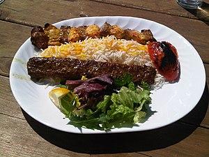 Kebab Bakhtyari
