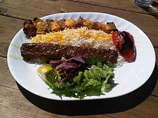 Iranian famous dish