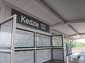 Image illustrative de l'article Kedzie (ligne orange CTA)