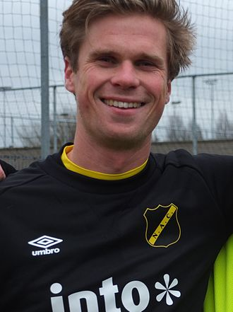 Kees Luijckx - Luijckx at NAC Breda in January 2015