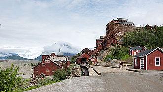 Alaska Syndicate - Kennecott Mine