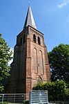 Toren der nederlands hervormde kerk