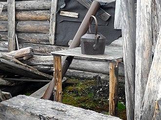 Kettle - Norwegian cast iron kettle