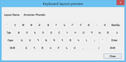 Keyboard Layouts For Non Latin Alphabetic Scripts Edit