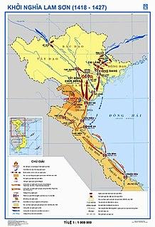 Lam Sơn uprising