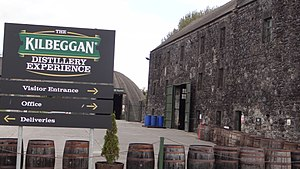 Kilbeggan Distillery - Image: Killebegan 001