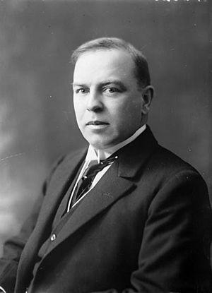 Canadian federal election, 1921 - Image: King 1919Head Shot