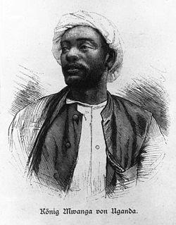 Mwanga II of Buganda Kabaka of Buganda