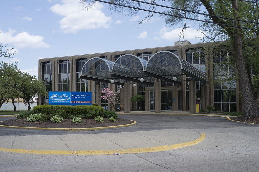 File:Kingswood Hospital - Royal Oak Charter Township ...
