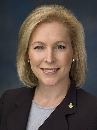 United States congressional delegations from New York - Senator Kirsten Gillibrand (D)
