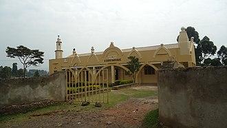 Kisoro - Image: Kisoro mosque