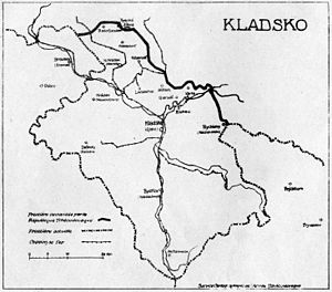 County of Kladsko - Image: Kladsko 1919 A