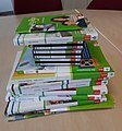 Klett green line books and material.jpg