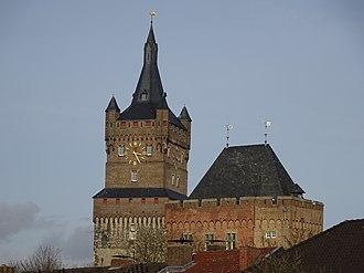 Kleve - Schwanenburg Castle