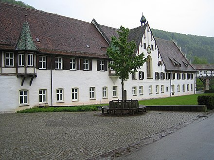 Blaubeuren Abbey