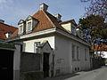 Klosterneuburg - Rostock-Villa - Mährisch-Schlesisches Heimatmuseum - Straßenansicht.jpg