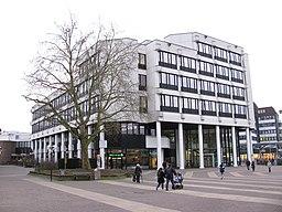 Klosterstraße in Steinfurt