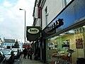 Knott's and Warden's, High Street, Newtownards - geograph.org.uk - 1720920.jpg