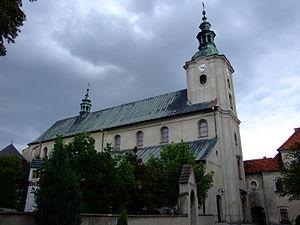 Gmina Jemielnica - Church of the Assumption