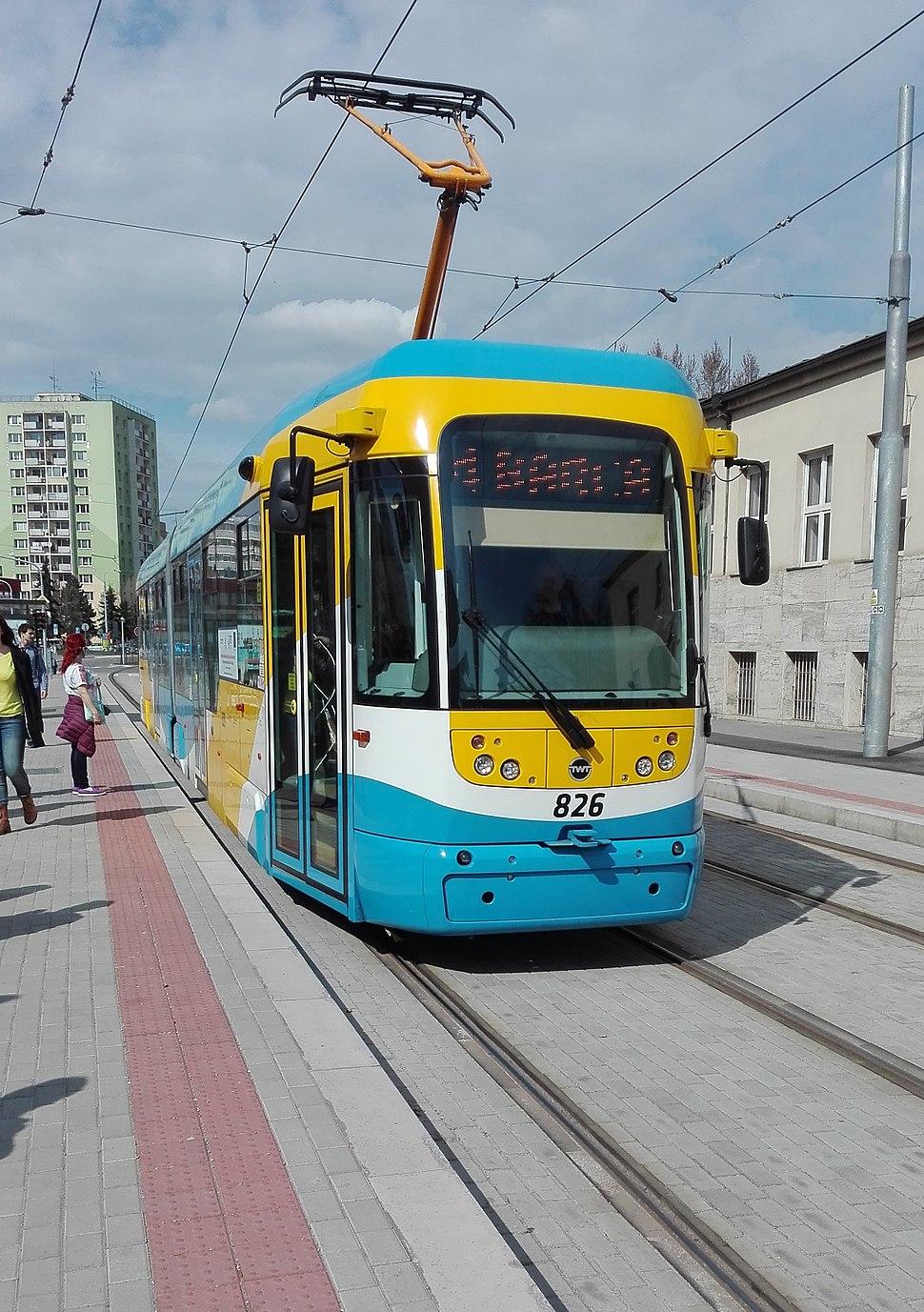 Košice-linka4-Kuzmányho ulica